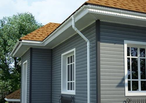 Чем отделать фасад дома недорого 0