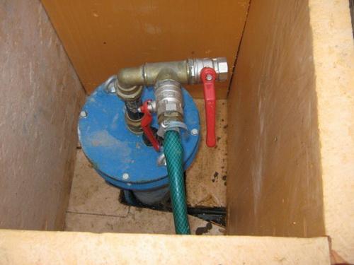 Можно прямо в котельной в приямке оборудовать выход скважинного ствола с оголовком.