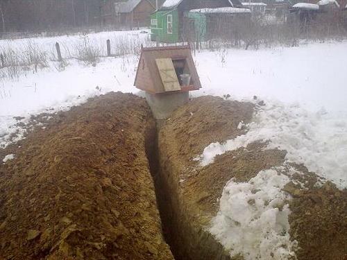 Водоснабжение частного дома от колодца 1