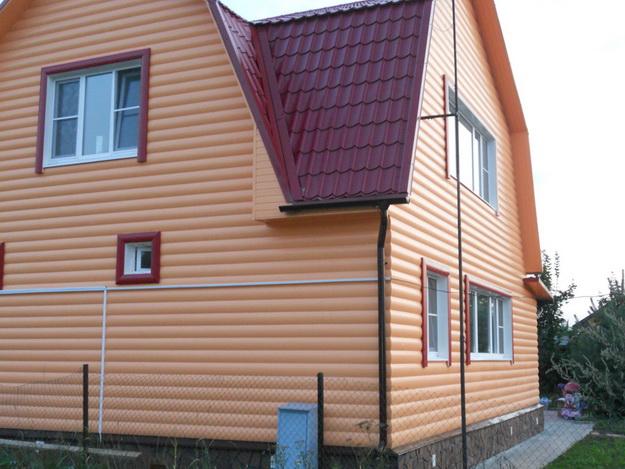 Чем дешевле всего обшить дом снаружи 2