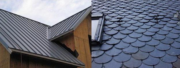 Чем недорого покрыть крышу на даче 2