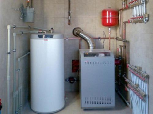 Правильный расчет мощности котла для отопления дома 1
